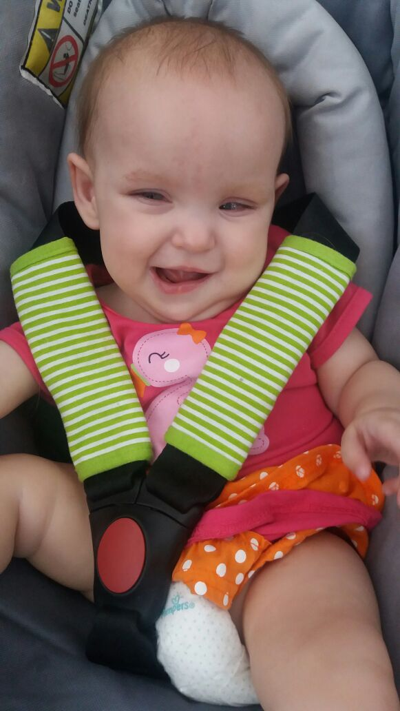 Grobler family baby with special needs